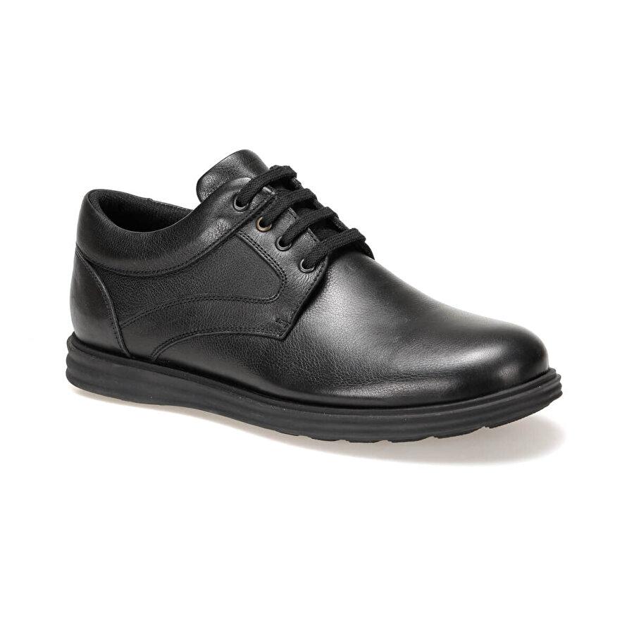 Flogart 89425-1 Siyah Erkek Ayakkabı
