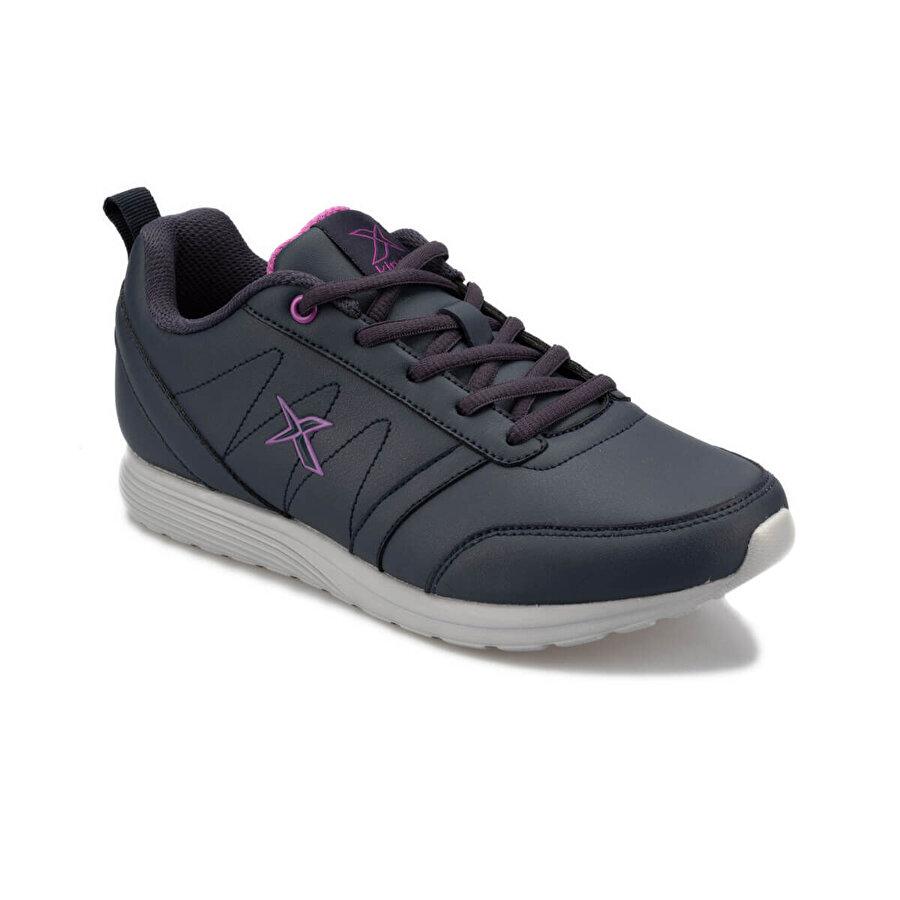 Kinetix VALENTO W 9PR Lacivert Kadın Koşu Ayakkabısı