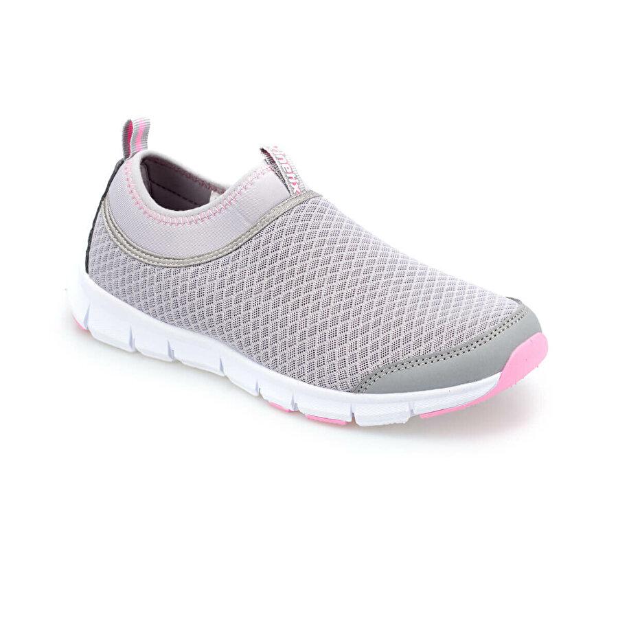 Kinetix VOTEN W Gri Kadın Yürüyüş Ayakkabısı