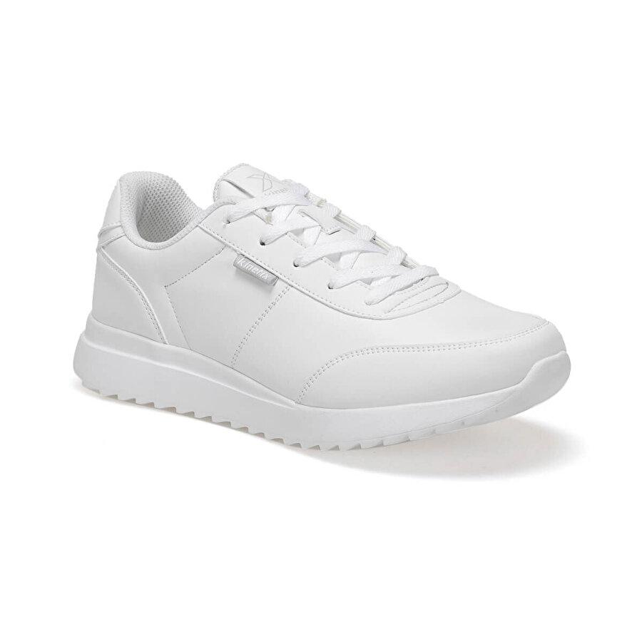 Kinetix OLSEN PU M 9PR Beyaz Erkek Sneaker Ayakkabı