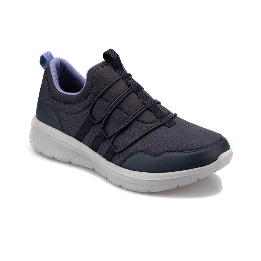 Kinetix BERTA W 9PR Lacivert Kadın Comfort Ayakkabı