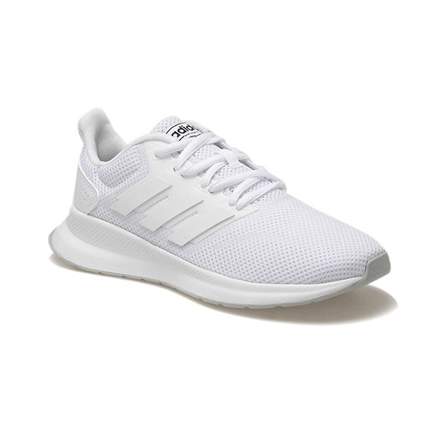 adidas RUNFALCON Beyaz Kadın Koşu Ayakkabısı