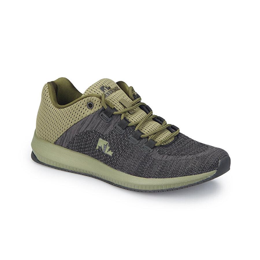 Lumberjack ALE Gri Erkek Sneaker Ayakkabı