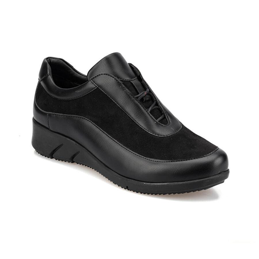 Polaris 92.151150.Z Siyah Kadın Sneaker Ayakkabı