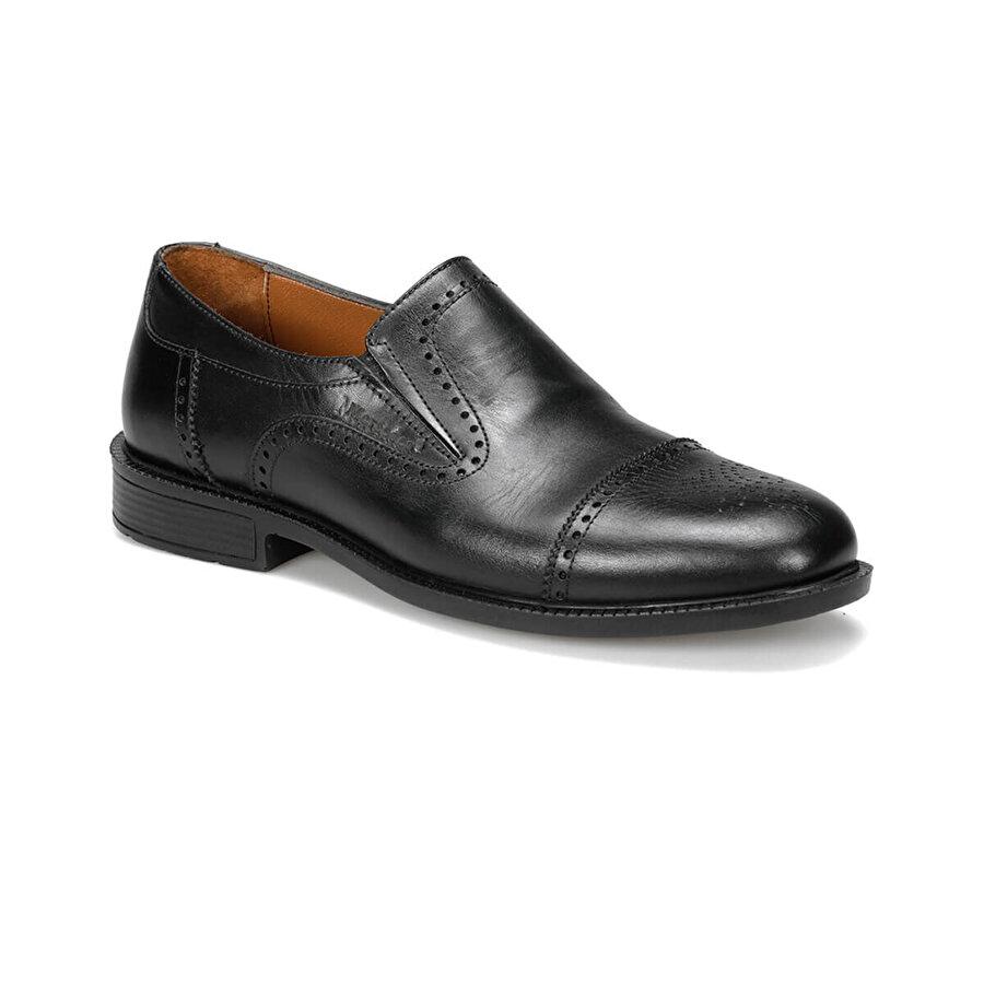 Mercedes YET 9PR Siyah Erkek Ayakkabı