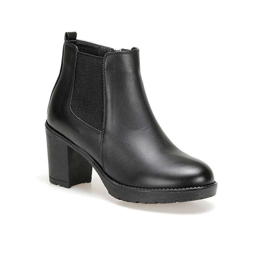 Polaris 92.309410.Z Siyah Kadın Topuklu Ayakkabı