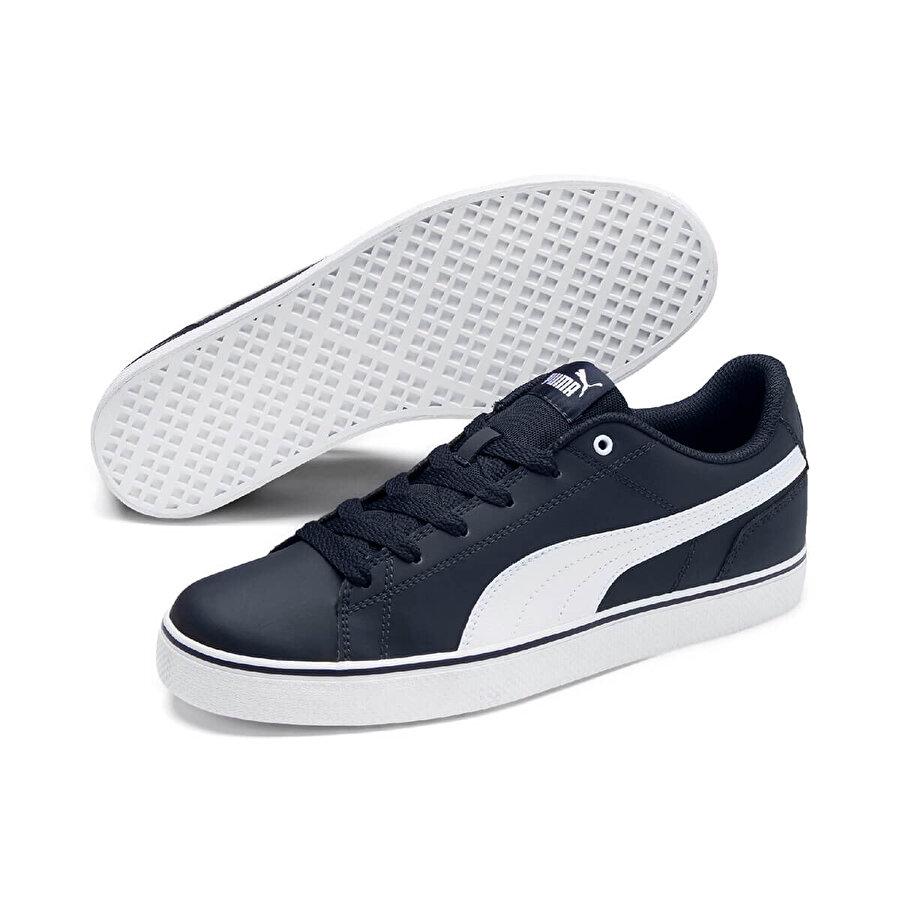 Puma COURT POINT VULC V2 Lacivert Erkek Sneaker Ayakkabı