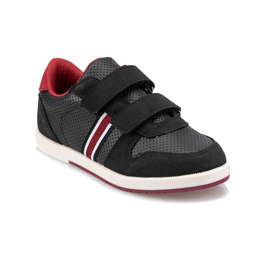 Polaris 92.511866.F Siyah Erkek Çocuk Sneaker Ayakkabı