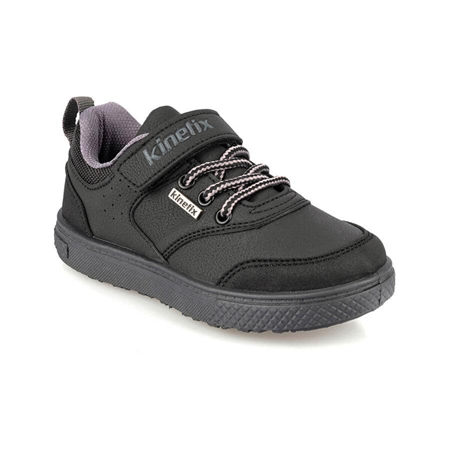 Kinetix PORSIN 9PR Siyah Erkek Çocuk Sneaker Ayakkabı