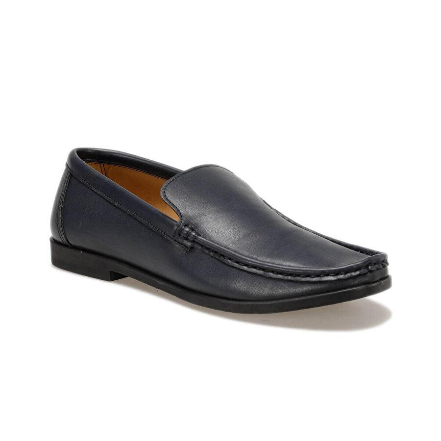Garamond 4651 M 1602 Lacivert Erkek Klasik Ayakkabı