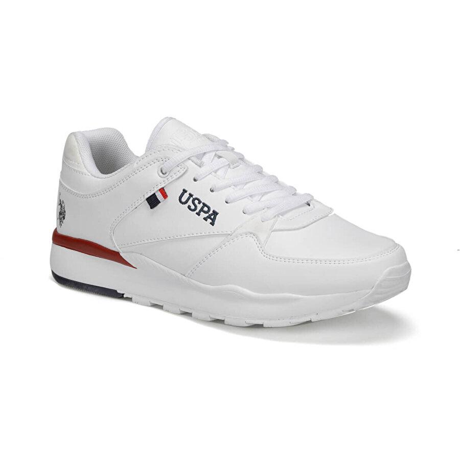U.S. Polo Assn. GABRIEL 9PR Beyaz Erkek Sneaker Ayakkabı