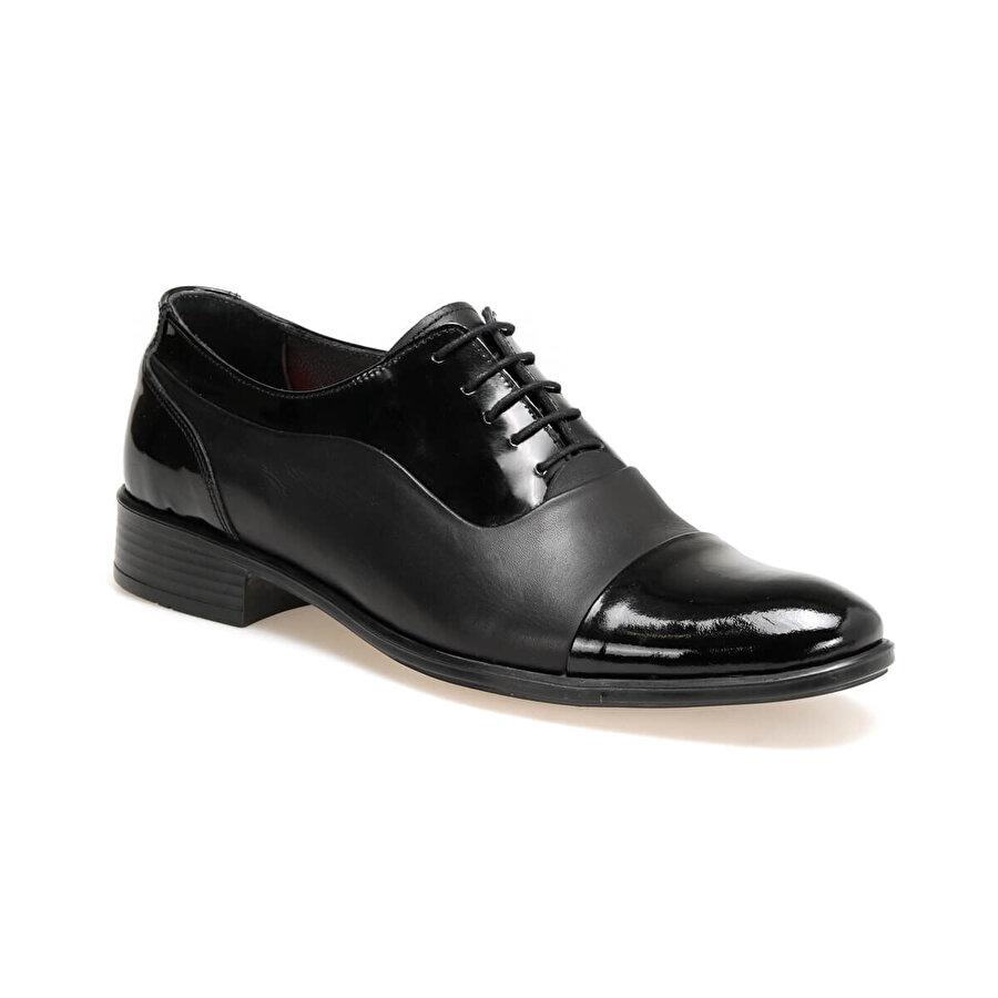 Garamond 409 Siyah Erkek Klasik Ayakkabı