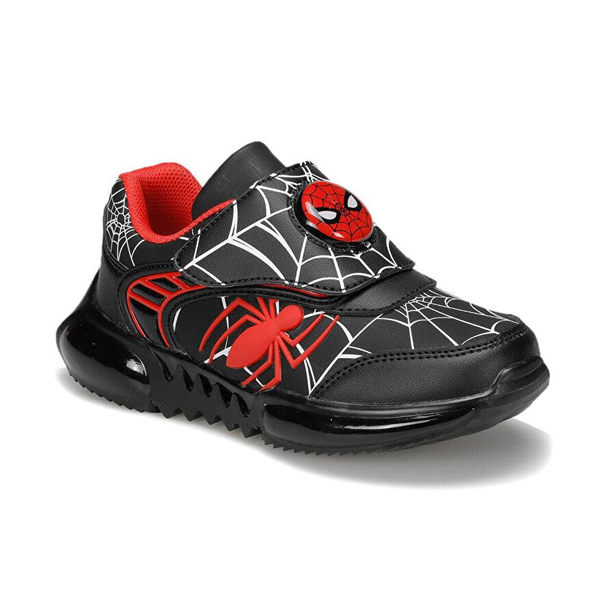 Spiderman 92.BRAN.P Siyah Erkek Çocuk Ayakkabı