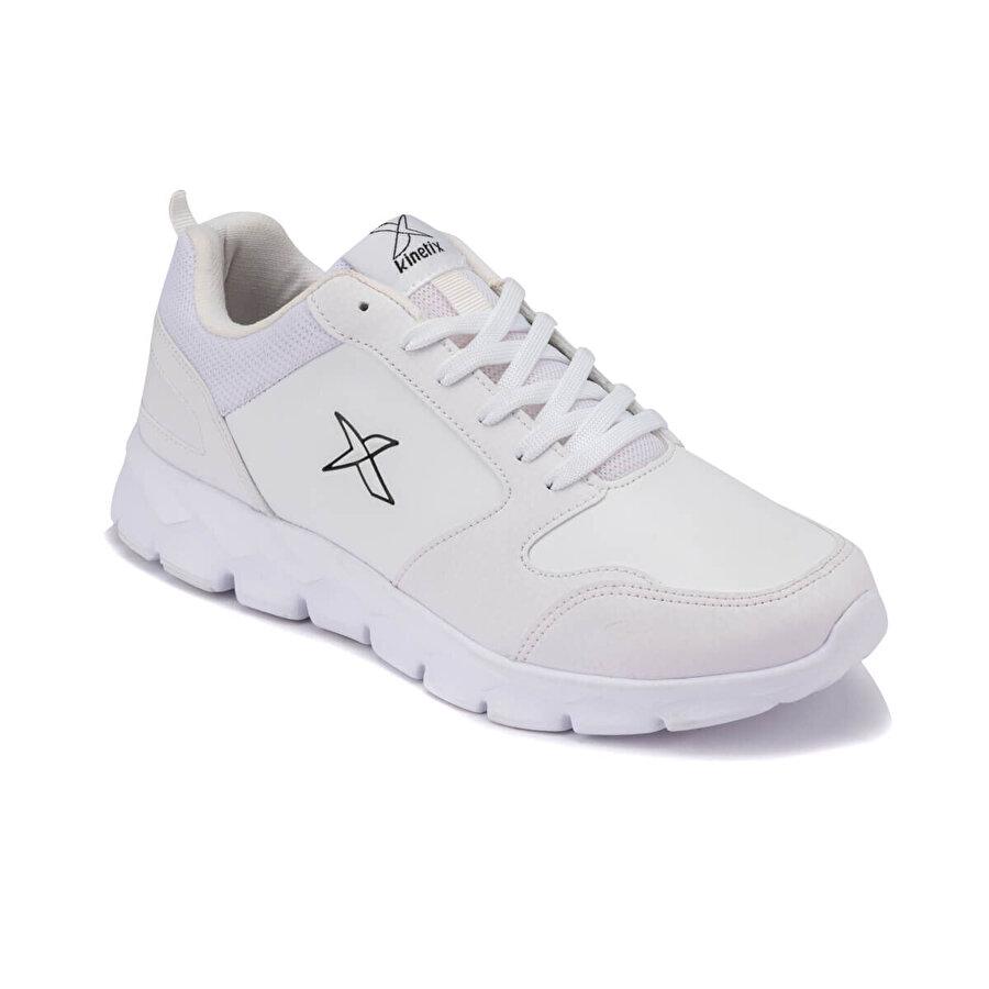 Kinetix OKA PU 9PR Beyaz Erkek Koşu Ayakkabısı
