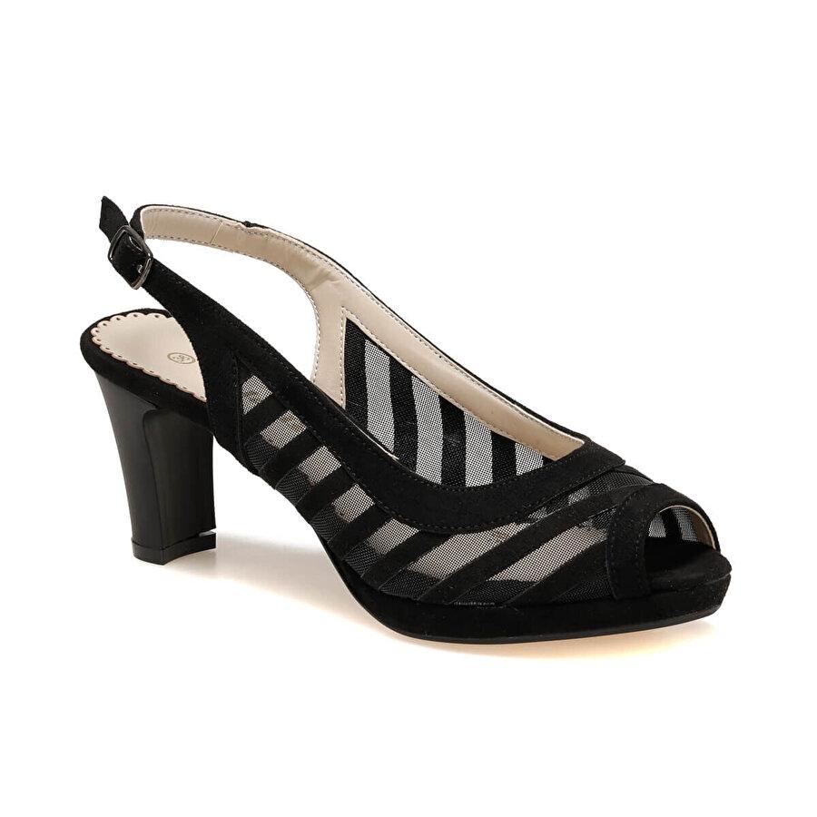 Polaris 91.313147.Z Siyah Kadın Ayakkabı
