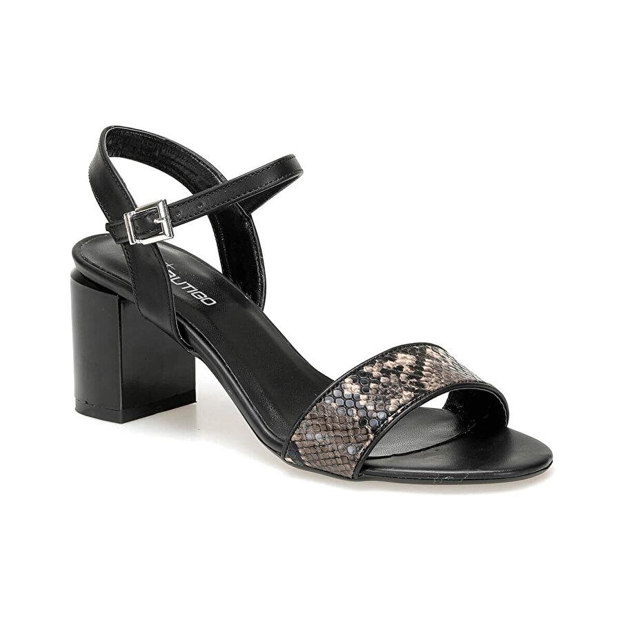 Butigo 19S-115 Antrasit Kadın Sandalet
