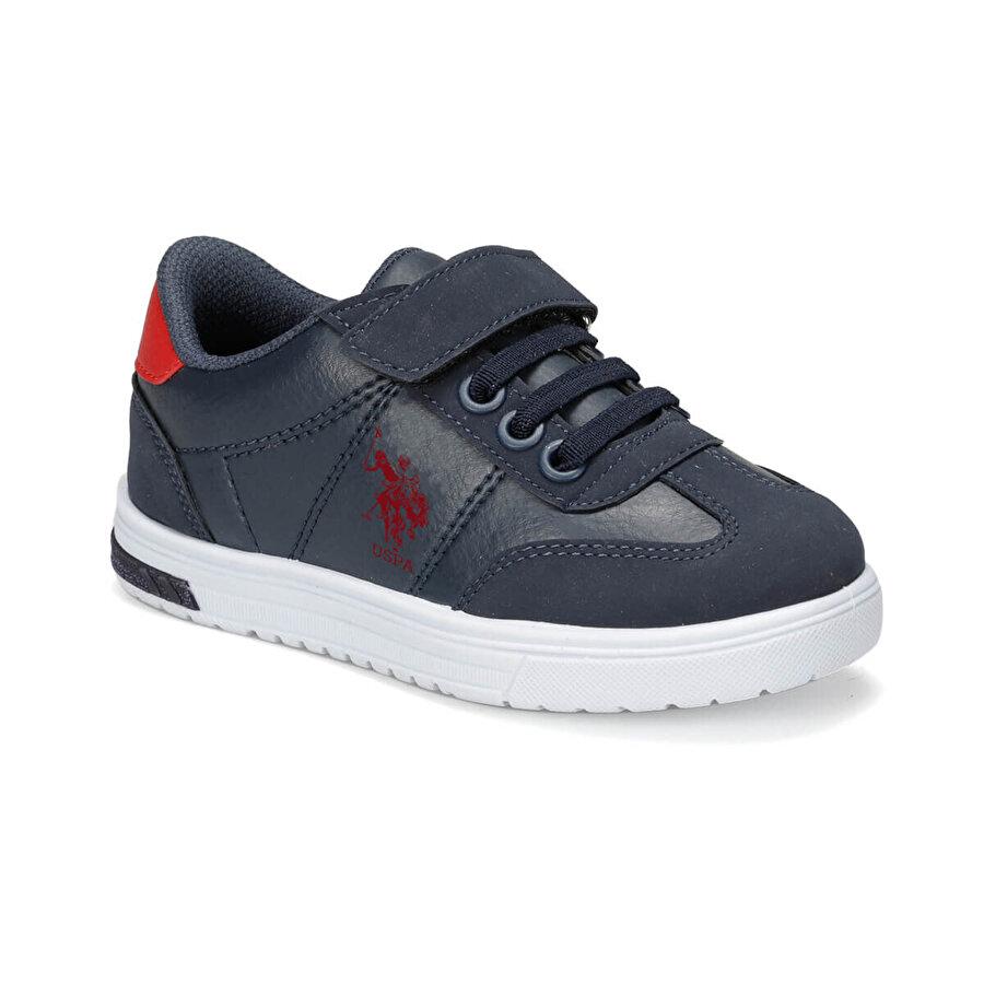 U.S. Polo Assn. GLOCK 9PR Lacivert Erkek Çocuk Sneaker Ayakkabı