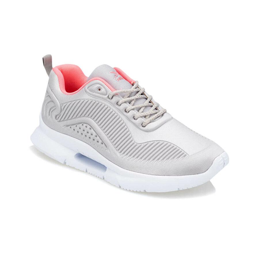 Kinetix KYLE W Gri Kadın Sneaker Ayakkabı