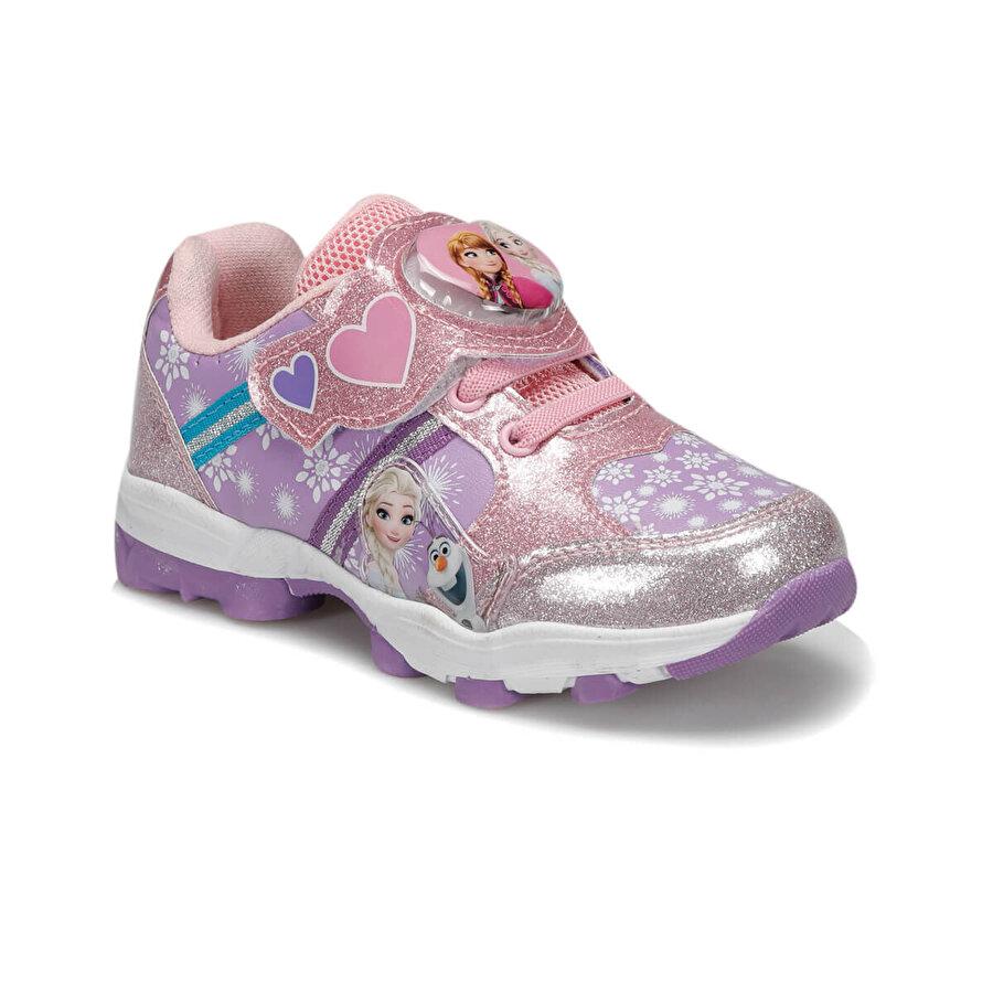 Frozen 92.HELYA-2.P Pembe Kız Çocuk Spor Ayakkabı