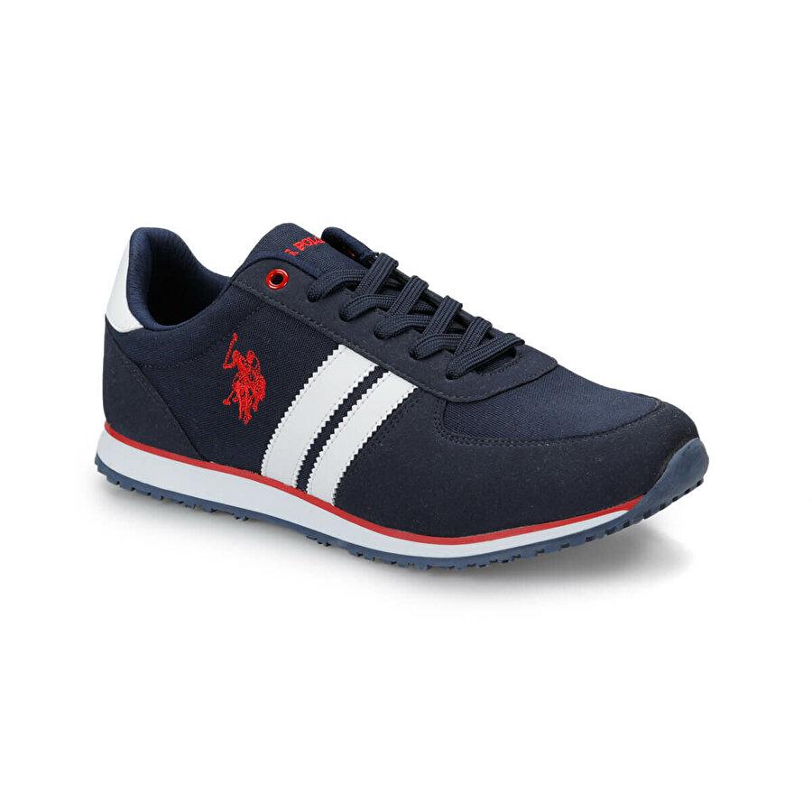U.S. Polo Assn. PLUS Lacivert Erkek Sneaker Ayakkabı