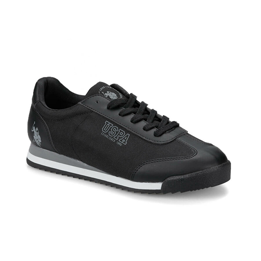 U.S Polo Assn. DEEP SUMMER Siyah Erkek Sneaker