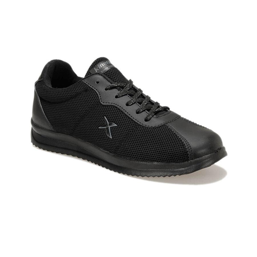 Kinetix HONOR Siyah Kadın Sneaker Ayakkabı