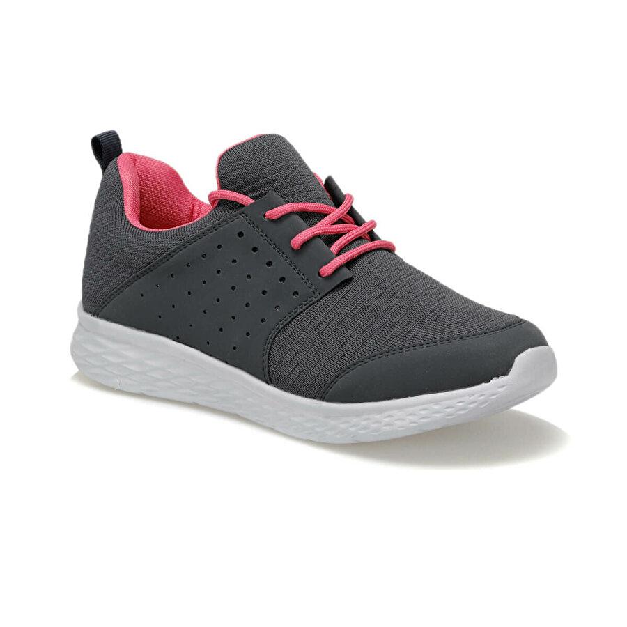 Torex DEVON W Antrasit Kadın Sneaker Ayakkabı