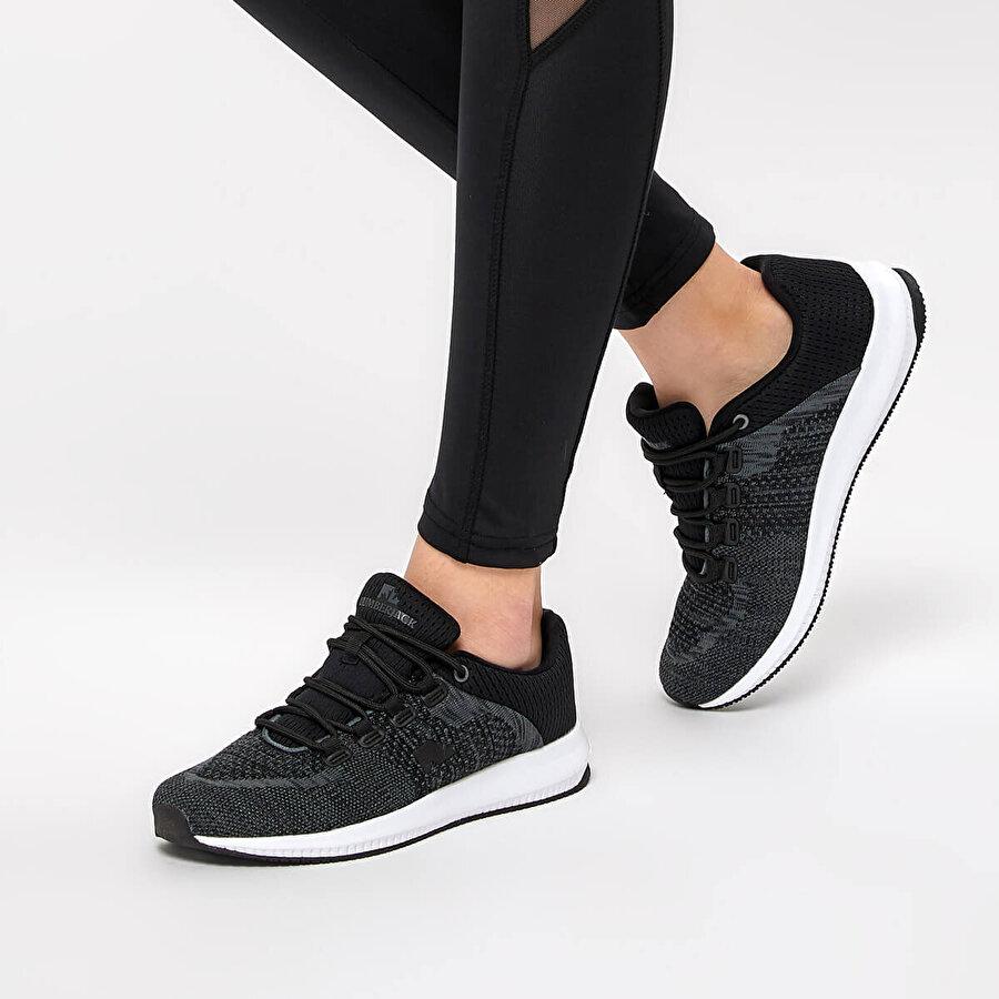 Lumberjack ALE WMN Siyah Kadın Sneaker Ayakkabı