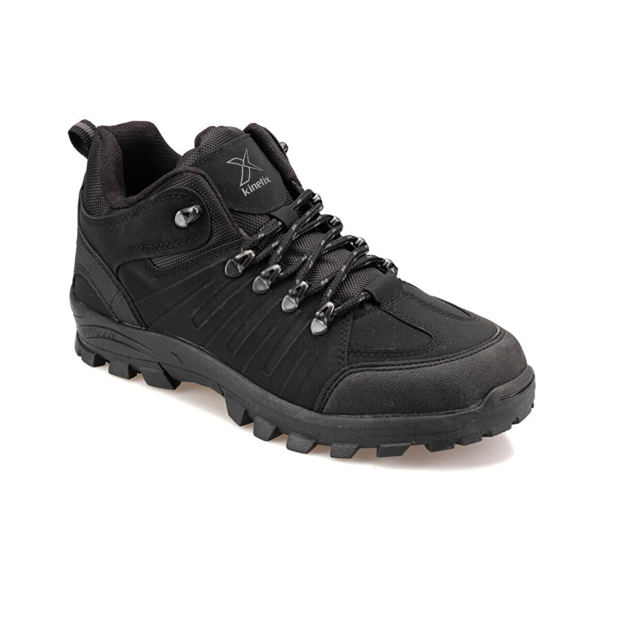 Kinetix ASLANO HI M 9PR Siyah Erkek Çocuk Outdoor Ayakkabı