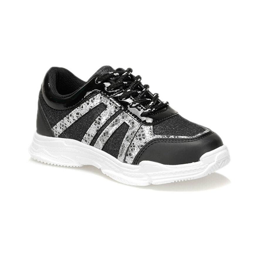 Seventeen KULI Siyah Kız Çocuk Sneaker