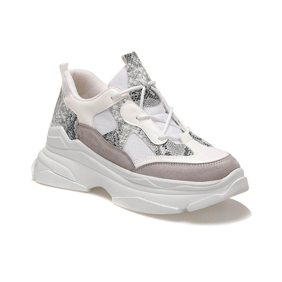 Butigo 19K-956 Beyaz Kadın Sneaker