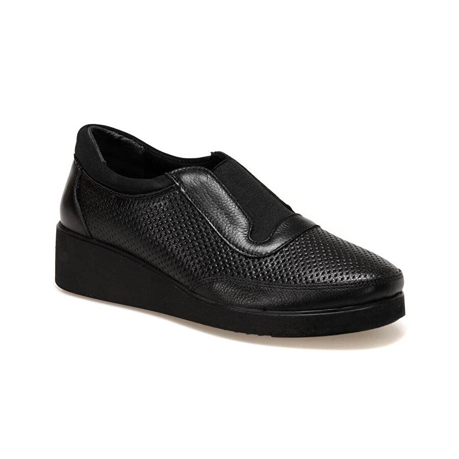 Polaris 92.101093.Z Siyah Kadın Ayakkabı