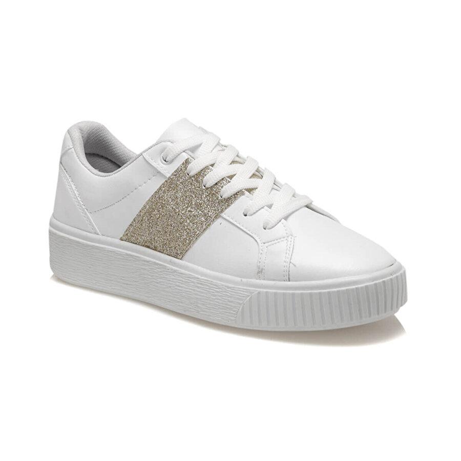 Torex LAURA W Beyaz Kadın Sneaker Ayakkabı