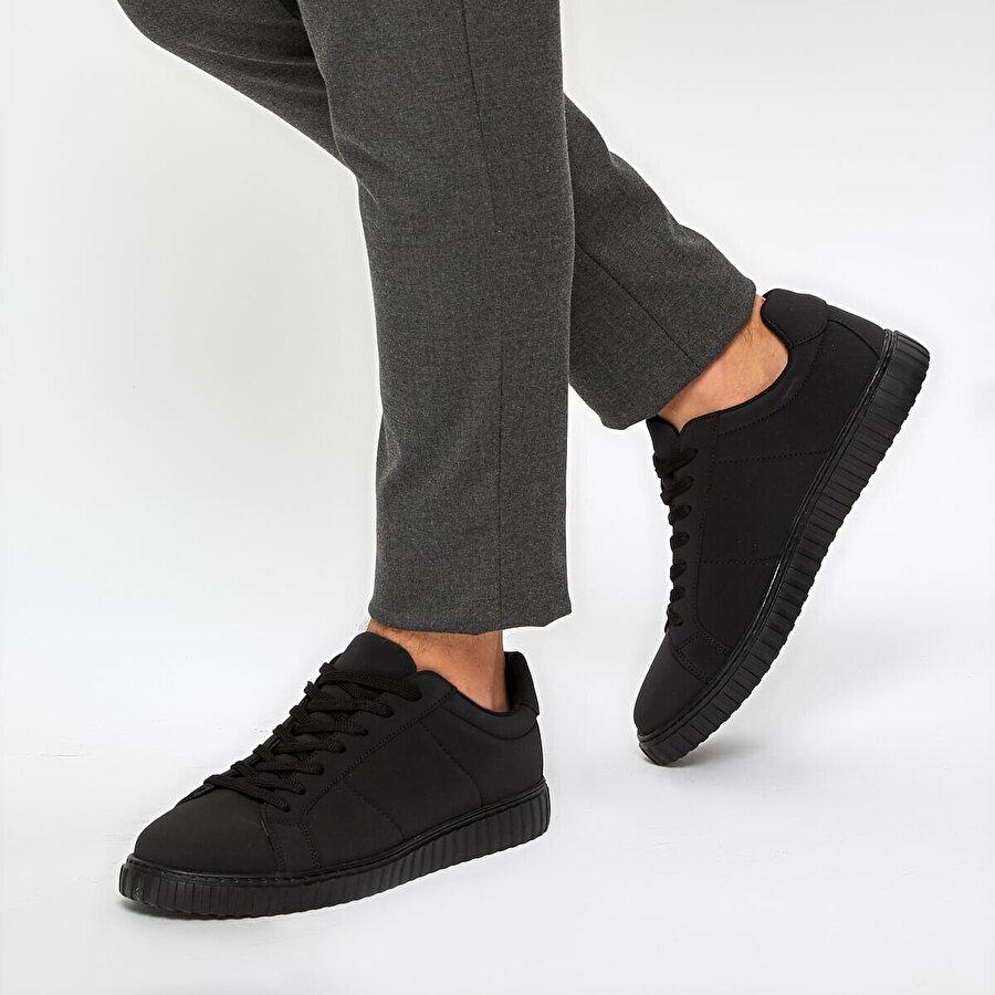 Forester 89407-B C 19 Siyah Erkek Basic Casual Ayakkabı