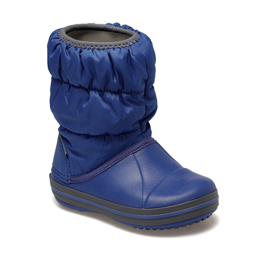 Crocs WINTER PUFF BOOT KIDS Mavi Unisex Çocuk Bot