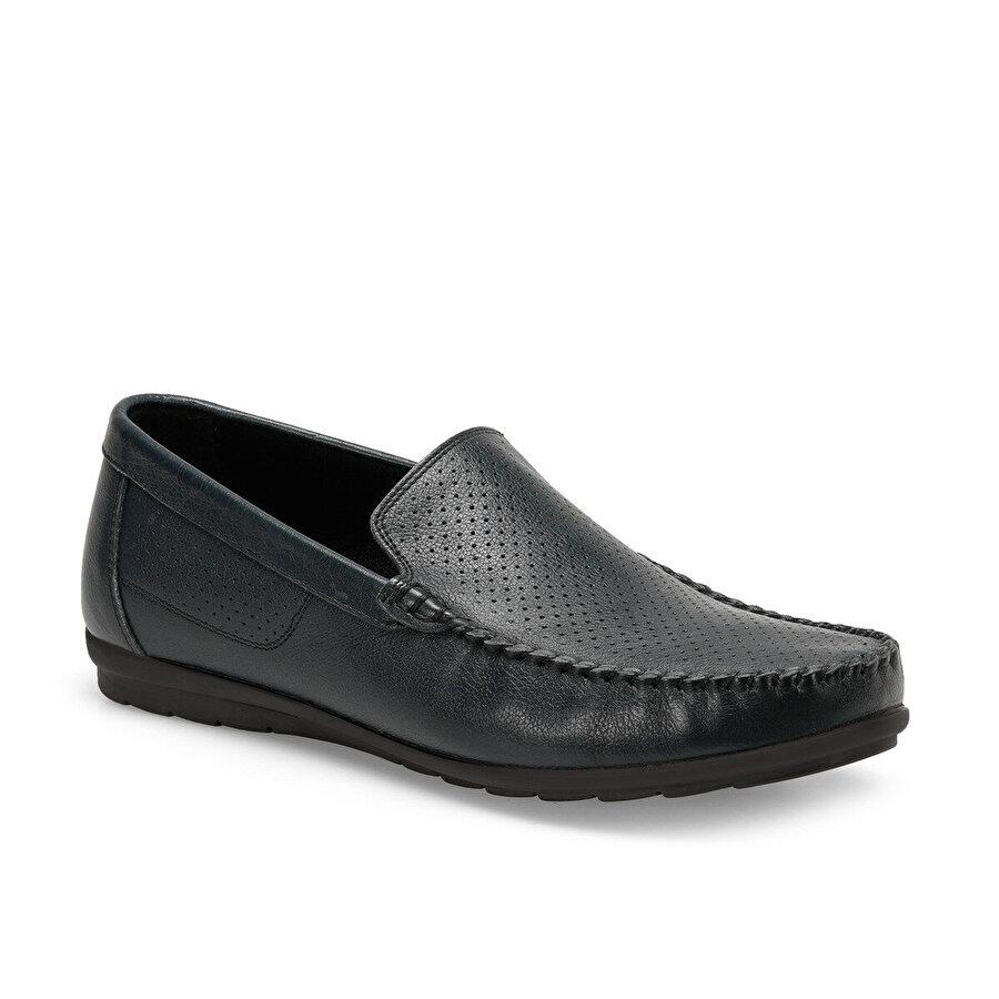 Oxide 2251 C Lacivert Erkek Loafer Ayakkabı
