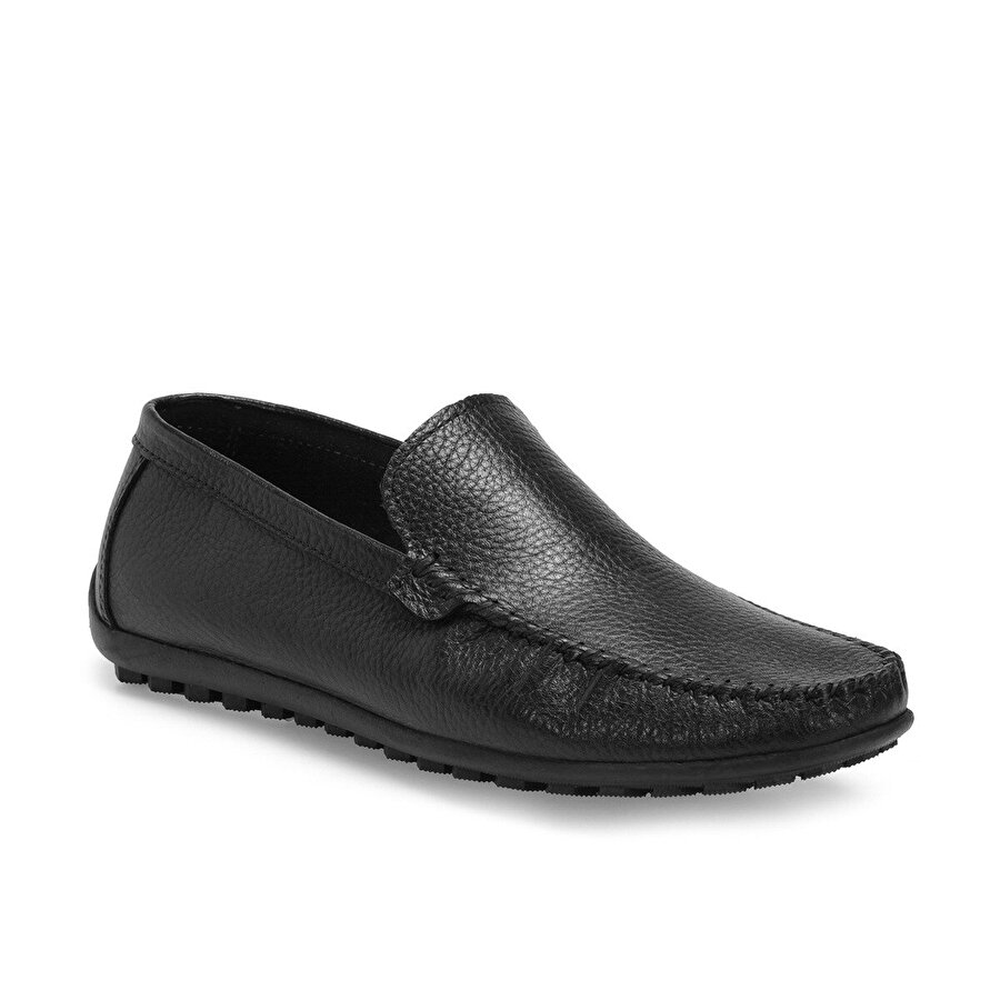 Oxide 2250 C Siyah Erkek Loafer Ayakkabı