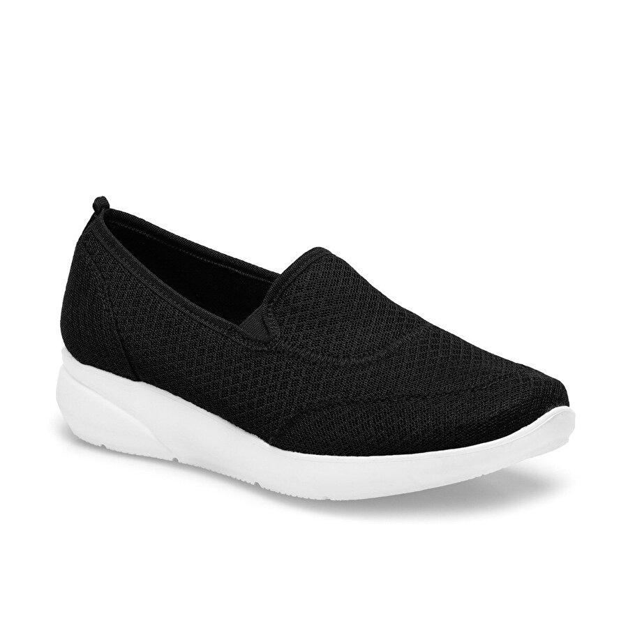 Art Bella CS18085-19S Siyah Kadın Slip On Ayakkabı
