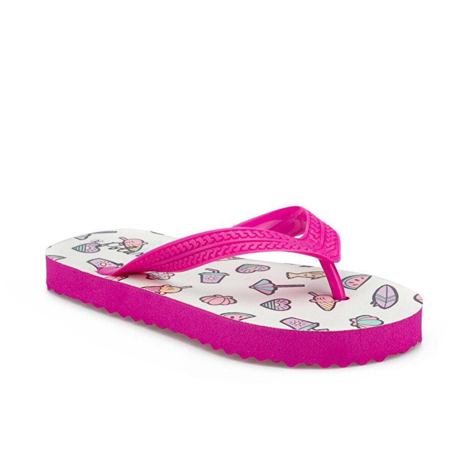 Polaris 512639.F Beyaz Kız Çocuk Deniz Ayakkabısı