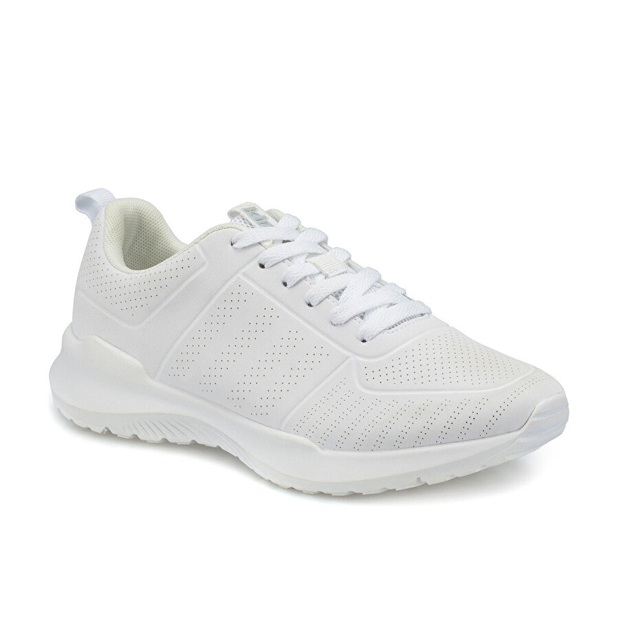 Kinetix ODAN PU W Beyaz Kadın Sneaker Ayakkabı
