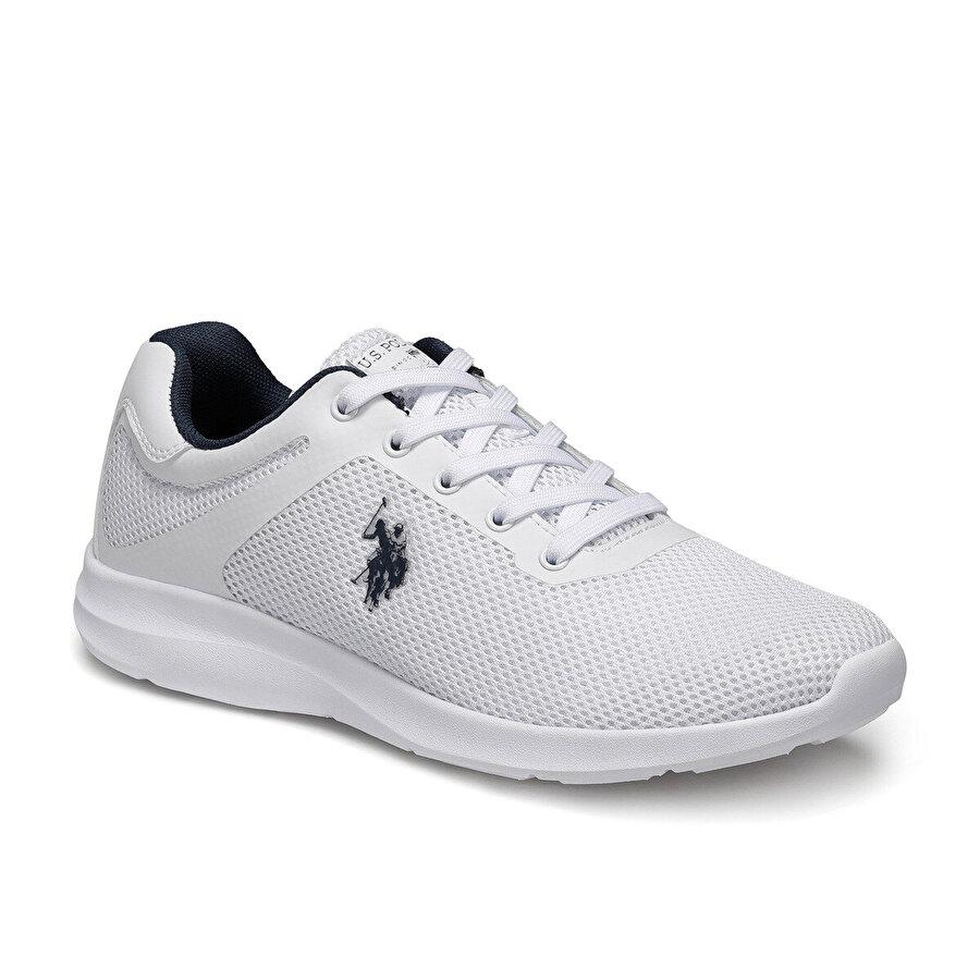 U.S. Polo Assn. ELIZA Beyaz Erkek Sneaker Ayakkabı