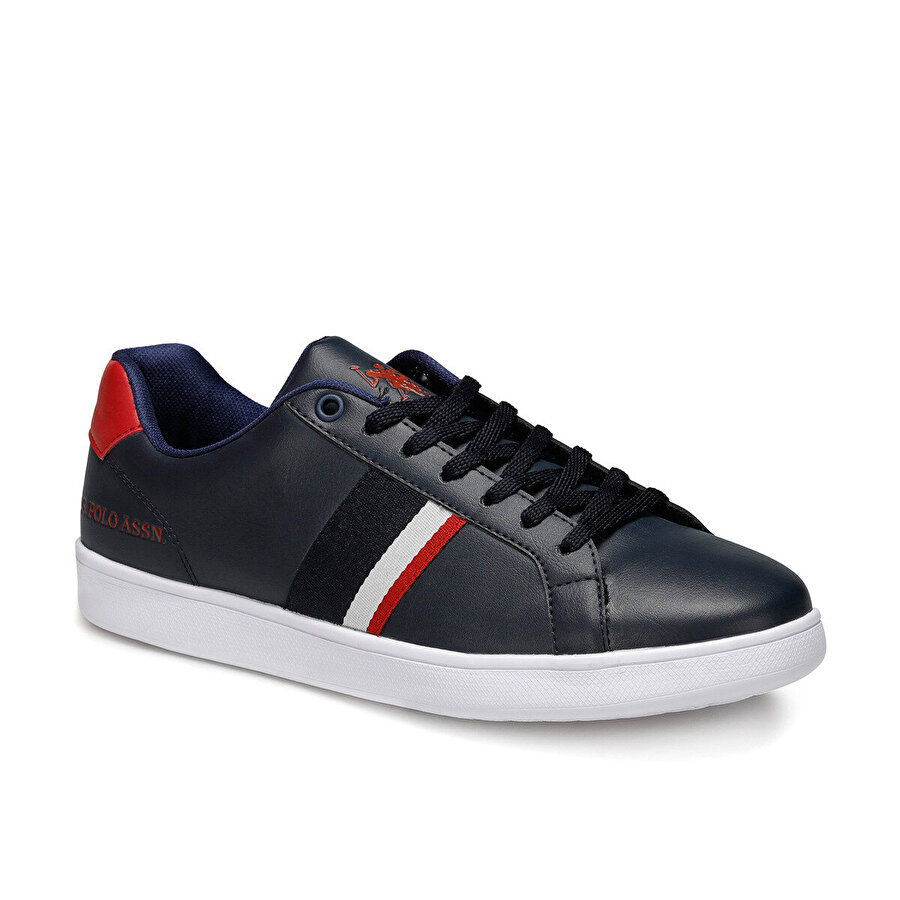 U.S. Polo Assn. TORSTEN Lacivert Erkek Sneaker Ayakkabı