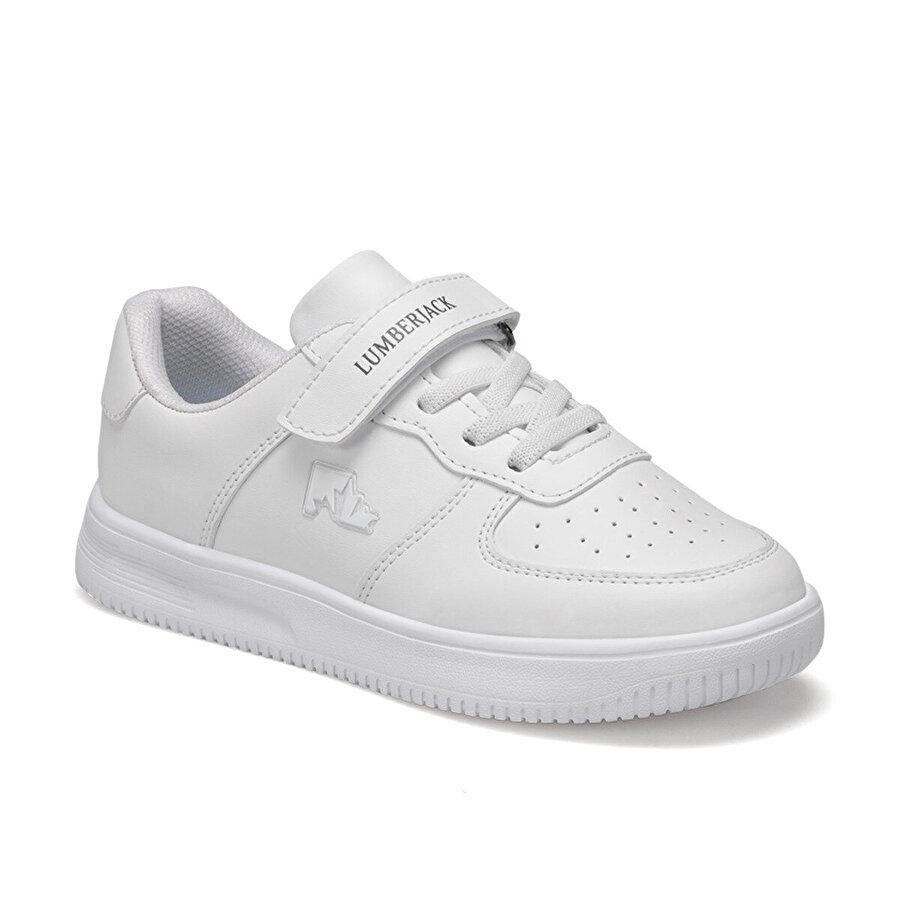 Lumberjack FINSTER JR 9PR Beyaz Erkek Çocuk Sneaker Ayakkabı