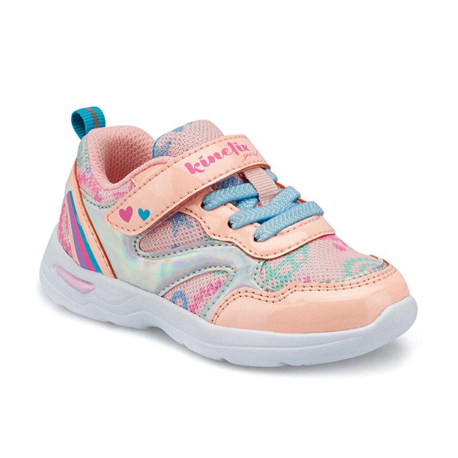 Kinetix POLKA Pembe Kız Çocuk Koşu Ayakkabısı