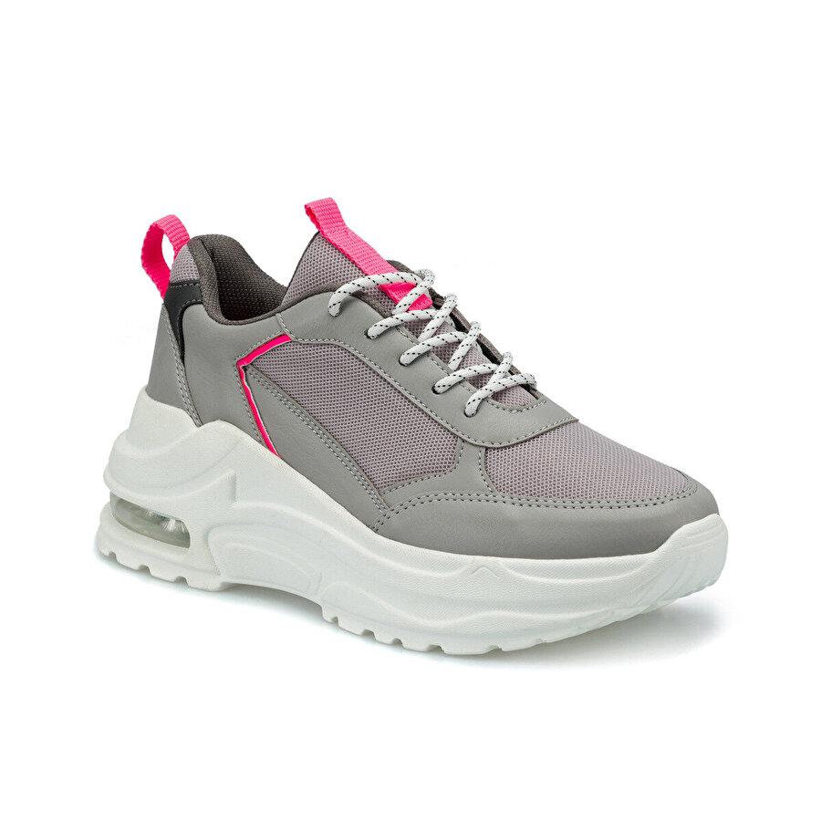 Kinetix LADUE Gri Kadın Sneaker Ayakkabı
