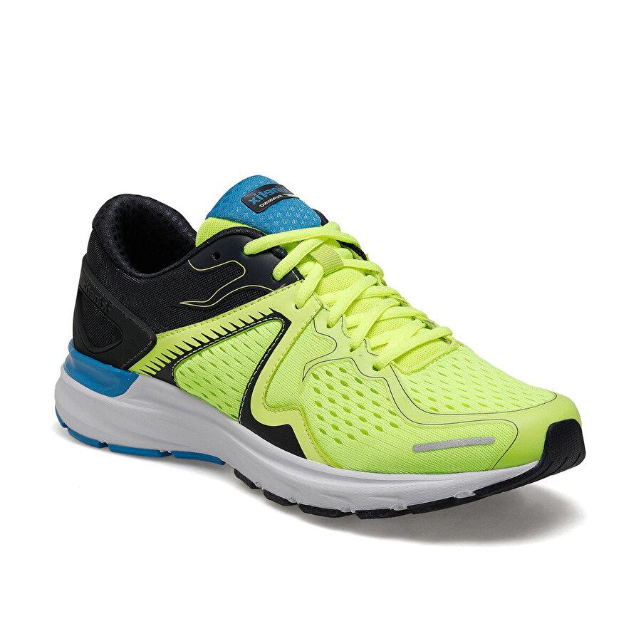 Kinetix HADLEY Neon Sarı Erkek Koşu Ayakkabısı