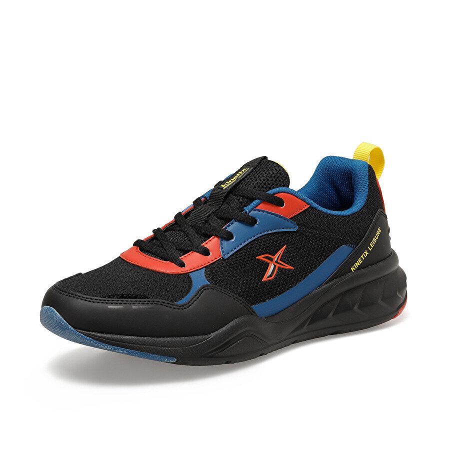 Kinetix JUSTUS Siyah Erkek Koşu Ayakkabısı