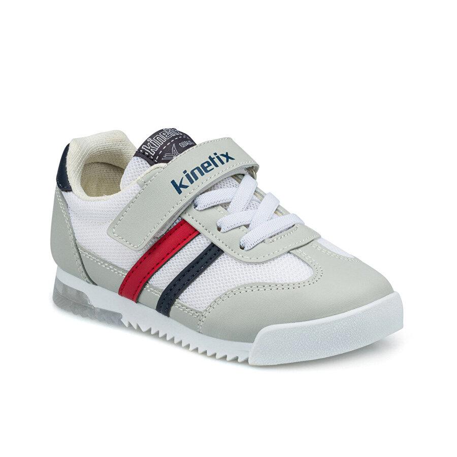 Kinetix HALLEY MESH J Gri Erkek Çocuk Sneaker Ayakkabı