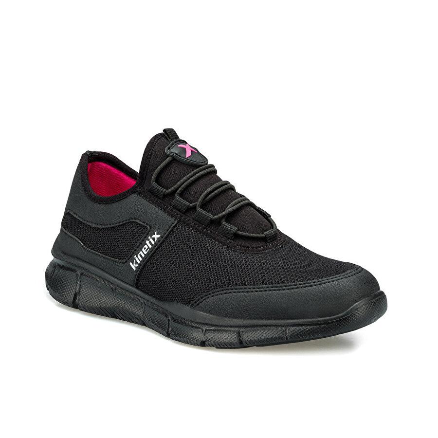 Kinetix ZEPLIN W Siyah Kadın Comfort Ayakkabı