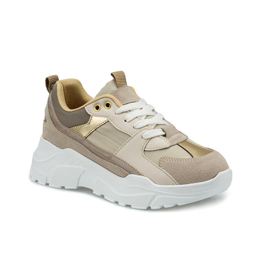 Kinetix ARYA 9PR Kum Rengi Kadın Sneaker Ayakkabı